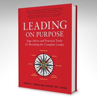 Leading on Purpose